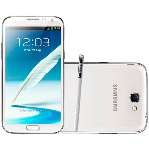 Samsung Galaxy Note 2 N7100 16gb Quad-core 1.6 Ghz Promoção
