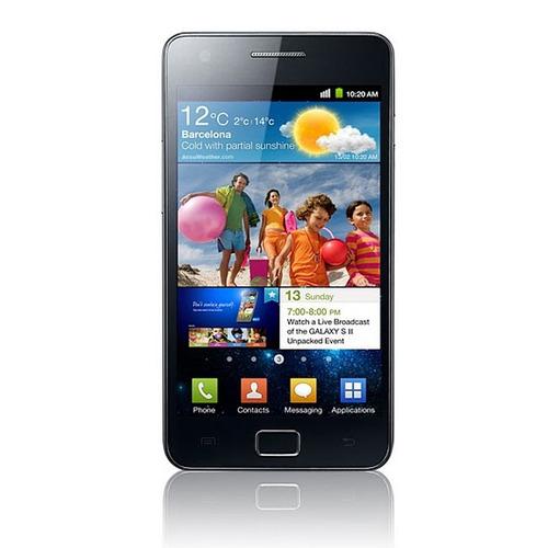 Samsung Galaxy S2 Ii I9100 Dual Core 1.2ghz Wifi -de Vitrine