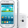Smartphone Samsung Galaxy S3 Mini Branco 3g 8gb Android 4.2