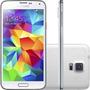 Samsung Galaxy S5 Branco 4g 16gb Na Caixa Original Samsung