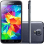 Smartphone Samsung Galaxy S5 G900 16gb Preto Novo Original