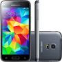 Samsung Galaxy S5 Mini Duos G800 - 8mp, Android - De Vitrine