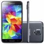 Smartphone Samsung Galaxy S5 G900m 16gb Anatel -de Vitrine