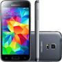 Celular Samsung Galaxy S5 Mini Duos Preto 16gb - Novo