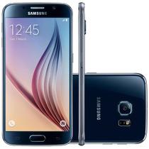 Celular Samsung Galaxy S6 G920i Preto - 4g, 32gb