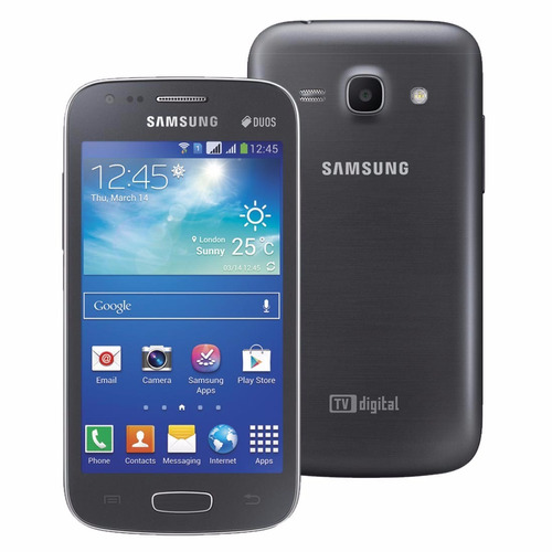 Samsung Galaxy Sii Duos Tv S7273 4, 5mp Original - Outlet