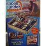 Organizador De Calçados Shoes Under C/ Colunas Laterais