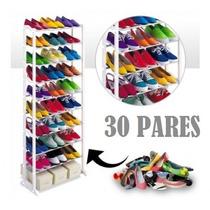 Sapateira Desmontável Para Até 30 Pares Organizadora Sapatos