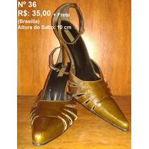 Sapato Prego Mule