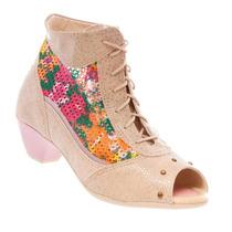 Bota Infantil Feminina Pink Cats Dakota Ankle Linda W0843