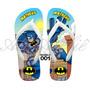 Sandálias Chinelos Havaianas Personalizadas Batman