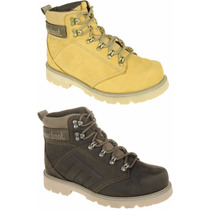 Bota Coturno Macboot Adventure Masculino 100% Couro Legítimo