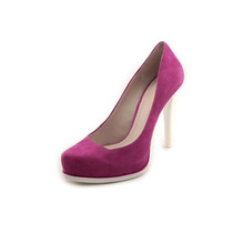 Bcbgeneration Pinkie Suede Shoes Womens Bombas Saltos