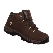 Bota Timberland Trail Valley Marrom Asteca