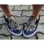 Oferta Tênis Pé Zumbi Sneaker Vans Sk8r Sapatênis Hipster