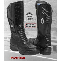 Bota Bombeiro / Motociclista Panther Arroyo Original