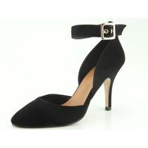 Scarpin Glamm Com Pulseira Grossa Sapatos Mania
