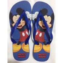 Chinelo Havaianas Top Personalizado - Mickey