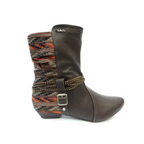 Bota Ankle Boot Dakota Cano Curto B7042 (envio Imediato)