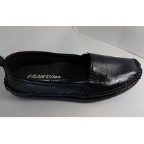 Sapato Couro Sapatilha Masculino Novo Original Conforto+brid