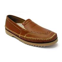 Sapato Social Masculino Em Couro- Mocassim Masculino- Andes