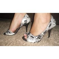Sandália Salto De Figura - Alarico Shoes