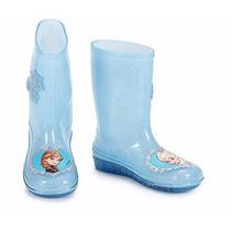 Bota Infantil Grendene Frozen Galocha Disney