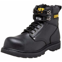 Bota Caterpillar Cat Preta Original+ Pronta Entrega