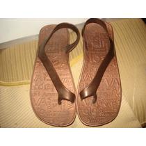 Sandalia Da Grandene Dourada(de Borracha) No 38