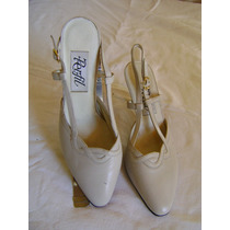 Sapato Mule Da Perfil Nr 34