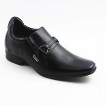 Sapato Social Rafarillo Aumenta A Altura Em 7cm 581770