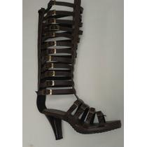 Sandália Salto Alto Do 33 Ao 44 Fabricação Própria Gladiador