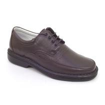 Sapato Masculino Tamanho Grande Até 47 Pelica