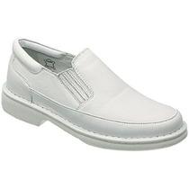 Sapato Branco Masculino Linha Relax Couro Legítimo Ref. 709