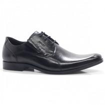 Sapato Masculino Social Ferracini Preto Couro 5772 | Zariff