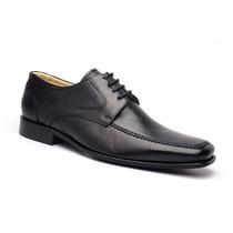 Sapato Social Masculino Couro Pelica Ij 34027 Di Pollini