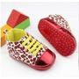 Tenis Sapato Sapatinho Sapatilha Baby Infantil Onça