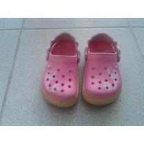 Crocs Rosa Tamanho 22