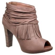 Ankle Boot Ramarim 1429138 - Novo!
