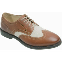 Sapato Masculino Couro Retrô Marrom 39 Grife Noir Le Lis