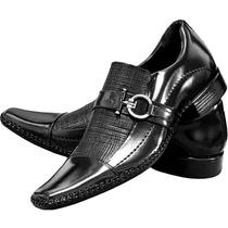 Sapato Social Masculino Envernizado Super Luxo/sapatofran