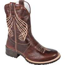 Bota Country Texana Western Rodeo Capelli Boots Ref:4011