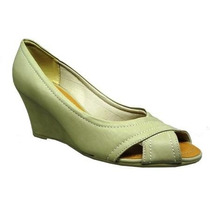Peep Toe Anabela Piccadilly 362003 Maico Shoes