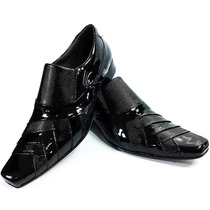 Sapato Social Masculino Lançamento Bom & Barato Sapatofran