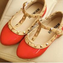 Lindo Sapato Princesa Replica Valentino Para Kids, Importado