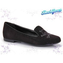 Sapato Slipper Dariely #36