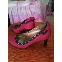 Sapato 35 Tipo Boneca Pink /rosa Su E Suldeste Frete Grátis