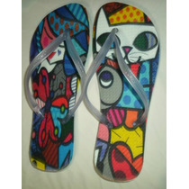 Chinelos Romero Britto (3) 19,99