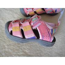 Sandalia Sapato Baby R Us Importada $ Original Tam 22 Nova