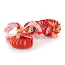 Sandália Infantil Hello Kitty Pirueta Grendene Kids